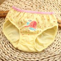 Wholesale Korean Boys Underwear - Children Clothes Kids Clothing Korean Briefs Underwear Baby Panties 2016 Child Boys Girls Underwear Underpants Childrens Briefs Ciao C27981