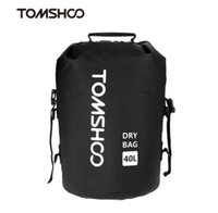 Wholesale Equipment For Football - 40L Waterproof Dry Bag Sack Swimming Outdoor Storage Bag for Rafting Boating Canoe Kayak Cycling Camping Equipment