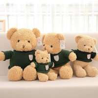 Livraison gratuite New Commerical Price Chinese Wholesale Toy Teddy Bear Peluche Peluche Teddy Bear Stuffed Animals
