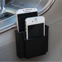 Wholesale accessories for rav4 online - Car Phone Holder Storage Box For Ford Focus Fiesta Mondeo Tuga Ecosport Fusion Focus MK2 MK3 Toyota rav4 Car Accessories