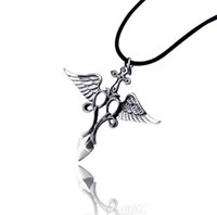Wholesale parrot chain - Men's Fashion Television Raphael Angel necklace force Necklace parrot Pendant 2016 new European and American popular jewelry alloy new