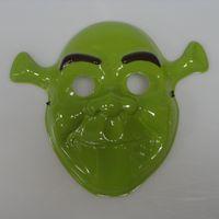 Wholesale Children Friendly Movies - Movie theme mask Halloween cosplay children cartoon Shrek makeup mask performance mask PVC environmentally friendly materials