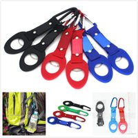 Wholesale water bottle holder for camping for sale - Group buy DHL Carabiners for Water Bottles Camping Carabiner Bottle Buckle Hooks Holder Clip Strap for Camping Outdoor Hiking Survival Traveling tools