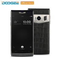 Wholesale Ota Otg - Original DOOGEE T3 RAM 3GB ROM 32GB 4G LTE Cellphone 4.7 inch Dual Screen Android 6.0 MTK6753 Octa Core with OTA OTG 13.0MP