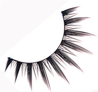Wholesale Marlliss Eyelashes - Wholesale-False Eyelashes original Marlliss 618 fashion Eyelashes extensions High quality eye lashes single packing