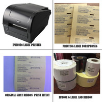 Wholesale barcode printers - Professional New Phone Box Label Sticker bacode printer solution for iPhone 4 4S 5 5S 5C 6 6 Plus 6S 6S Plus 7 7+ 8 8+ X