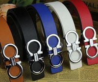 Wholesale Real Leather Belts For Women - Best Quality First Class real genuine Leather Mens designer For men leather belts for women strap Luxury Belts Alloy Buckle