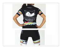 Wholesale Wholesale Jerseys China - DHL PALADIA Cycling Jerseys women Bicycle Shirt Mouse Sport wear cycling clothes china