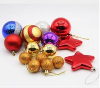 Wholesale Christmas Tree Selling - Hot selling Christmas Decorations Christmas Packs Christmas Tree Decorations Christmas Balls Christmas Tree Decoration Package Gifts