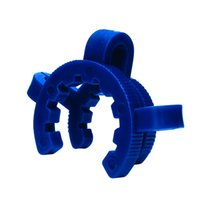 Wholesale Type Clamp - Smoking Dogo Plastic Keck Clips Lab Clamp Joint Clips Pipe Clips Size #10mm #14mm #19mm for Glass Water Pipes and Bongs Glass Adapter