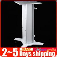 Wholesale iron vacuum - Iron Trolley Stand Assemble For Ultrasonic Cavitation Vacuum Multipolar RF Body Care Spa Beauty Machine Use