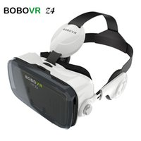 Wholesale Dhl Virtual Video Glasses - DHL Free [Genuine] Xiaozhai BOBOVR Z4 3D VR Glasses Virtual Reality Glasses Video Google Cardboard Headset for iPhone Android 4.7-6 inch