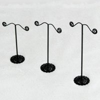 Venda 15PC Plastic Tree Display Rack Bracelet Mostrando Stand Pendente Holder Hanger Pendant Organizer Stainless Steel