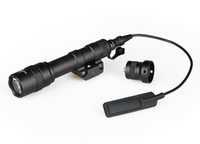 Wholesale Used Tactical Scope - Free Shipping New Arrival M600 LED Light Tactical Torch Good Tactical Scope Flashlight For Shooting Use CL15-0077