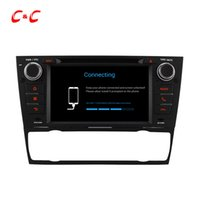 Wholesale Dvr X3 - Quad Core HD 1024*600 Android 5.1.1 Car DVD Play for BMW E90 with GPS Navigation Radio Wifi Mirror link DVR