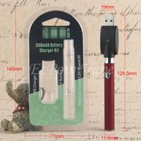 Wholesale Custom E Cigarette Batteries - Custom vaporizer pen Vertex vape pen Preheat 510 thread battery vape pens 350mah 650mah with adjustable power vaporiser e-cigarette DHL