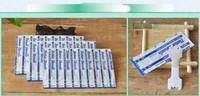 bandes nasales anti ronflement achat en gros de-Custmozied 30pcs = 1 box 66x19mm meilleure solution respirer des bandelettes nasales faciles bandelettes nasales de grande qualité, anti-ronflement, de grande qualité