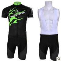 Wholesale Merida Cycling Tops - new style MERIDA Team Cycling Jerseys kits with short sleeve bike top cycling bicycle short bib