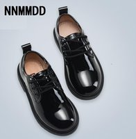 Wholesale More Free - Eva Store NNMMDD Hu Kids Leather shoe high quality, free DHL EMS over 2 or more pairs