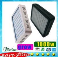Wholesale Wholesale Grow Lights For Sale - top sale Recommeded Double Chips 1000W LED Grow Light Panel downlights with 9-band Full Spectrum for Hydroponic Systems from factory