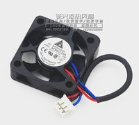 Wholesale Dual Cpu Computer - New Delta AFB0312HA 3010 30mm 3cm 12V 0.15A Silent Fan Notebook Fan CPU Cooler Fan Cooling Fan 2 3Wire