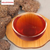 Wholesale Diets Detox - C-PE026 China Yunnan Pu'er tea Old Chen old tea head 200 g pure cha Tuo green and healthy detox diet pure tea