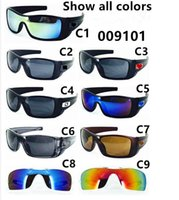 Wholesale Glasses For Biking - Hot sale 9 colors cycling glasses Mountain biking glasses explosion-proof sunglasses for unisex sunglasses outdoor Cycling Protective Gear