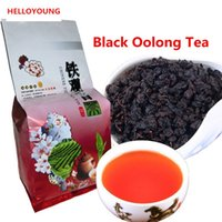 Wholesale Cut Cost - C-WL041 High Quality Chinese Oil Cut Black Oolong Tea Fresh Natural Tea High Cost-effective Tea 50g