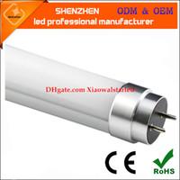 UK led g13 tube 18w smd - LED tube light lamp LED fluorescent tube SMD 2835 led T8 G13 1200mm 1.2m 4 feet 2000-2400lm 20W AC85-265V high bright