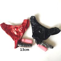 Wholesale Women Vibrating Dildos - New female masturbation sex underwear vibrating dildo panties 13cm penis plug sexy lingerie chastity belt for women