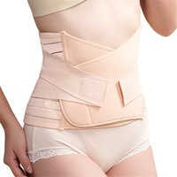 All'ingrosso- Belly Cintura Maternità Abbigliamento Donna incinta Postpartum Recovery Belt Body Shapers Vita Tummy Cintura Cintura Shapewear Bands Belly