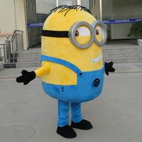 Wholesale Minions Fancy Dress Costume - 34 styles Minions Despicable EPE Fancy Dress Outfit Adult despicable mascot costume Xmas Gift