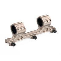 New Arrival Aluminium 25-30mm Double Scope Mount Mount Fits 21.2mm Picatinny Rail Frete Grátis CL24-0144