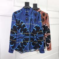 Wholesale Slim Fit Blue Shirts - 2017 New Men Shirts Brand Clothing Fashion Camisa Social Casual Men Shirt Slim Fit giraffe pattern Long-Sleeve Shirt