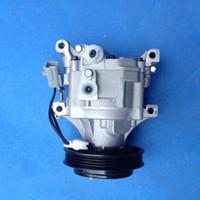 Wholesale Auto Air Condition Compressor - Denso SCSA 06C AC scroll Compressor for T-oyota scroll automotive auto air conditioning compressor 4pk WXH-066-X10 ATC-066-X10