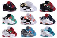 Wholesale Shop Cheap Kids Shoes - Supply Drop Shopping New Fashion J7 Retro Kids Basketball Shoes Top Quanlity Shoes Sale Cheap Price,Famous Trainers Shoes Sneakers Boots