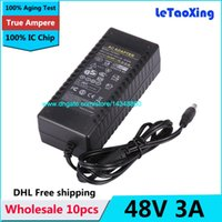 Wholesale 48v power charger for sale - Group buy 10pcs AC DC Power Supply V A Adapter W Charger LED Transformer A For LED Strip Light CCTV Camera