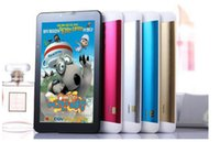 Wholesale Tablet Dual Sim Dhl Free - 7 inch dual core 3G Tablet pc Support 2G 3G Sim card slot Phone call GPS WiFi FM tablet pc 7 Inch 3G Phone Call Tablet MTK8312 DHL Free