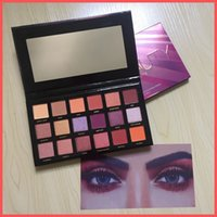 Wholesale Cosmetic Pallete - Free Shipping by ePacket NEWEST beauty DESERT DUSK Eyeshadow 18 colors Pallete Shimmer Matte Eye shadow Pro Eyes Makeup Cosmetics + Gifts
