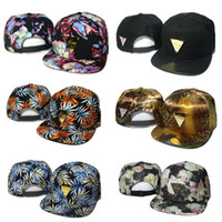 Wholesale Galaxies Snapbacks - New Haters Snapbacks Galaxy Hats Caps Hater Men Women Gold Snapback Hat Metal Logo Leopard Yellow Mix Baseball Snap Back Cheap Sale