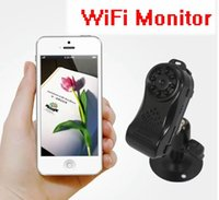 Wholesale Wireless Dvr Cctv Cameras - 2016 New CCTV H.264 Full HD 1080P Mini Camera WiFi Digital Recorder IR Night version home security Mini DVR Wireless remote control