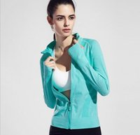 Wholesale 2017 Latest fashion ladies fashion sportswear jacket slim running Leisure running yoga clothes free delivery