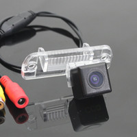 Wholesale vision mercedes benz resale online - For Mercedes Benz ML M Class car Rear View Camera Back Up Parking Camera HD CCD Night Vision