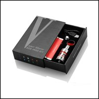 Wholesale Vc White - Genuine Vapor Storm 30W H30 Kit with 2200mAh H30 Box Mod and 3.5ml VC Sub Ohm Tank 6 Colors for Choosen