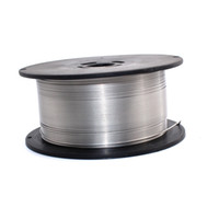 Wholesale Carbon Welding - 0.5Kg E71TGS Flux Cored Welding Wire Solder Wire Self-protection 0.8mm Welding Machine Tools Accessoies Carbon steel