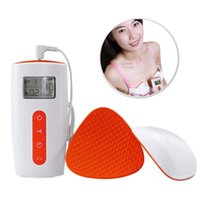 Wholesale Vibration Device For Women - New designed home use breast enlarger electric vibration breast massage breast shaping device six massage model for women