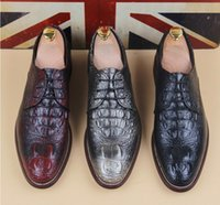 Wholesale England Shoes For Men - Fashion Men's Shoes Increased within shoes Leather shoes wedding shoes England Men's shoes Eur 37-44 For Free Shipping
