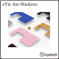 Wholesale Joyetech Evic Free - Authentic Joyetech eVic Aio kit Stickers Multicolor Stickers To Color Your Life 100% Original DHL Free