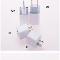 carregadores au 4s venda por atacado-Nova 5 v 2a austrália nova zelândia au / ue / eua plug usb carregador de viagem de energia de parede ac para casa iphone 4 / 4s / 5 / 5s / 5c / 6/6 s / 6 além de samsung