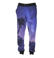 Wholesale Galaxy Harem Pant - REAL USA SIZE Galaxy 3D Sublimation Print String Jogger   Harem Pants -plus size